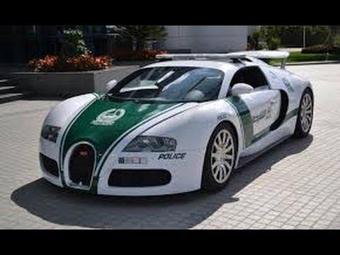 Police Patrol Cars is Supercar Bugatti Veyron ♥ Chevrolet Camaro ...