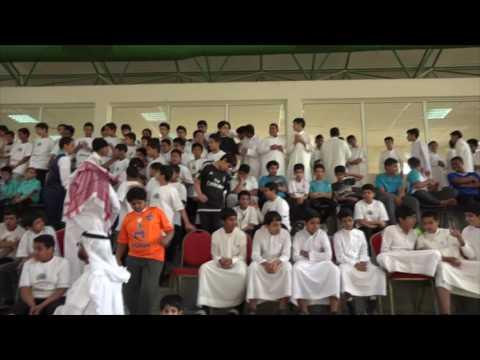 مهرجان الرياضة المدرسية الأول للصغار بعنيزة ( نهائي كرة القدم – عنيزة والأحساء )