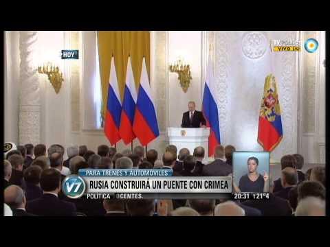Visión 7: Tensión militar entre Rusia y Ucrania
