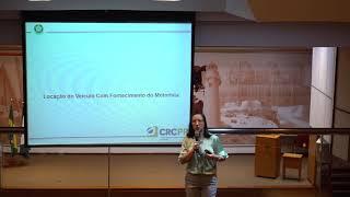 ICMS e ISS no transporte de cargas e na logística – Aspectos fiscais – Curso realizado pela instrutora Ivonizia Fonseca Cunha na sede do CRC/PR – Parte 3