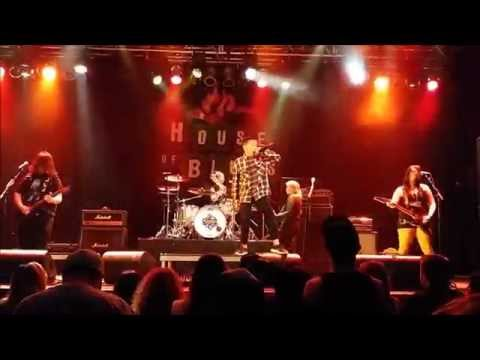 Critical Acclaim (Avenged Sevenfold Cover) performed at HOB Anaheim, April 2014