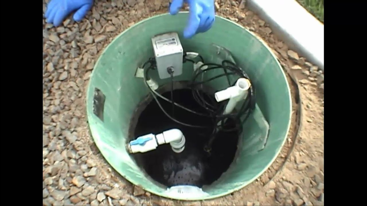 How To Inspect Your Septic System S Panel Amp Pump Chamber