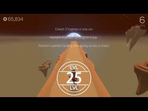 SKY DANCER GAMEPLAY (LVL 21-25 WALKTHROUGH) Zig Zag Skydiving Tips