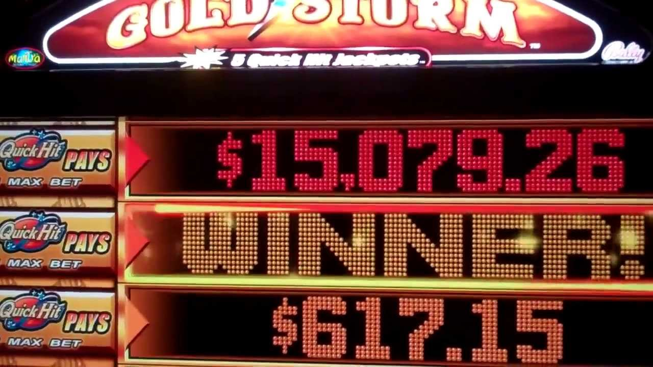 quick hit double jackpot