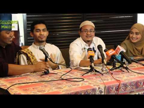 Sidang Akhbar Wawa Zainal  & Aeril Zafrel