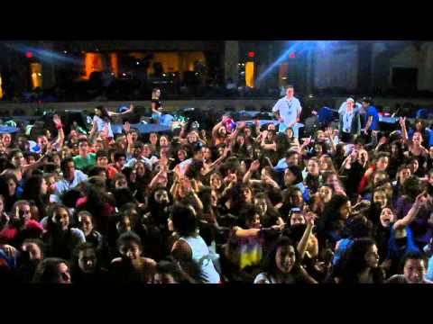 Fiesta Hard Rock Cafe Orlando Grupo Julio 2014 Video 02