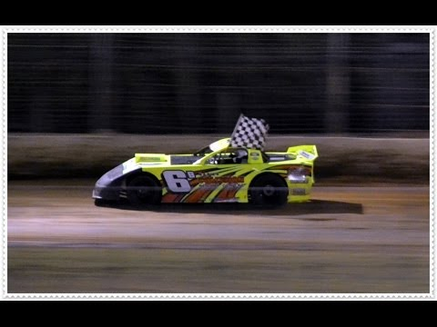 22 Feb 2014 Pro Dirt Burger King Super Saloon Series - Grant Flynn Dazzles at Huntly Speedway