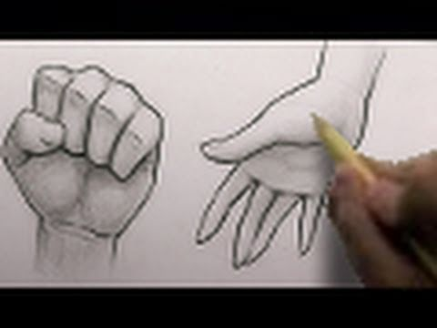 "How to Draw Hands, 2 Different Ways [HTD Video #3], OFFICIAL CRILLEY PLAYLIST: _http://tinyurl.com/d3rx7fg All 3 ""Brody's Ghost"" books at Amazon: http://tinyurl.com/7dyeoer ""Mastering Manga"" book at Amazon: ht..."