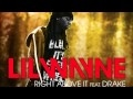 Lil Wayne - Right Above It feat. Drake (Lyrics) -CHZtMNbrmWE