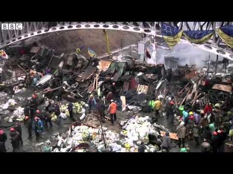 Ukraine death toll rises as truce unravels
