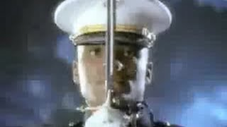 "Marine Corps Recruiting Commercial ""Chess""-- Vintage"