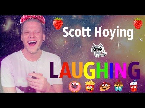 SCOTT HOYING LAUGHING