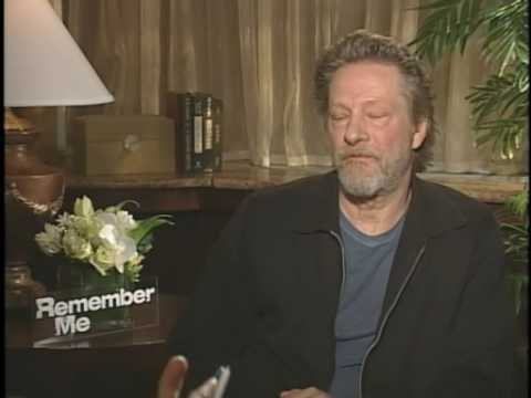Chris Cooper Talks About
