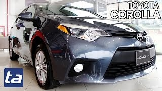 Toyota Corolla 2014 En Perú Video En Full HD Todoautos.pe