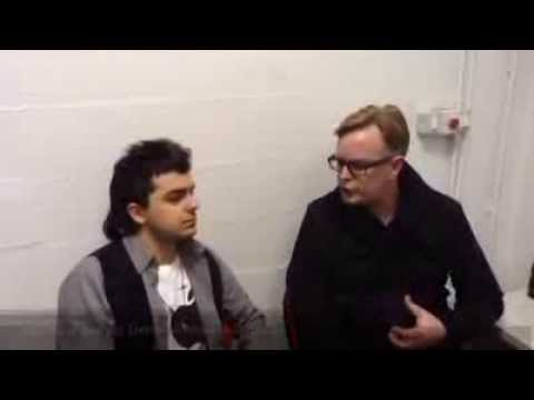 Intervista ad Andy Fletcher (Depeche Mode) - Mystery Tour Radio Show