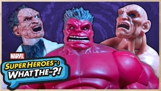 Marvel Super Heroes: What The--?! The Incredible Drive