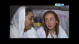 صبايا الخير| لقاء مع سيدة تتاجر فى المخدرات وسجينه فى قضية قتل فى سجن نساء القناطر   #SabayaElKheer