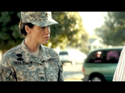 FORT BLISS Movie Trailer (Michelle Monaghan - 2014)