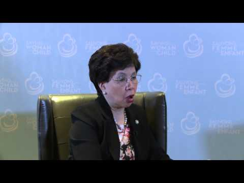 An Interview with Dr. Margaret Chan on Maternal, Newborn and Child Health