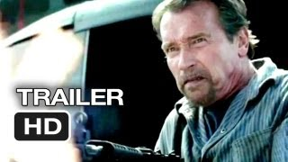 Escape Plan Official Trailer #1 (2013) Arnold