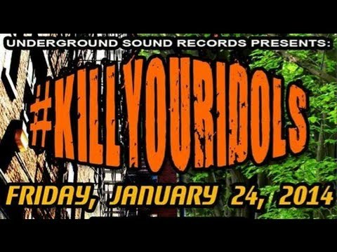 Weird Die Young Live in Worcester #KILLYOURIDOLS