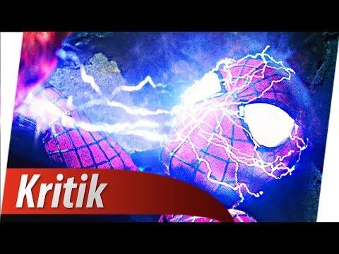 THE AMAZING SPIDER MAN 2: RISE OF ELECTRO Trailer Deutsch German & Kritik