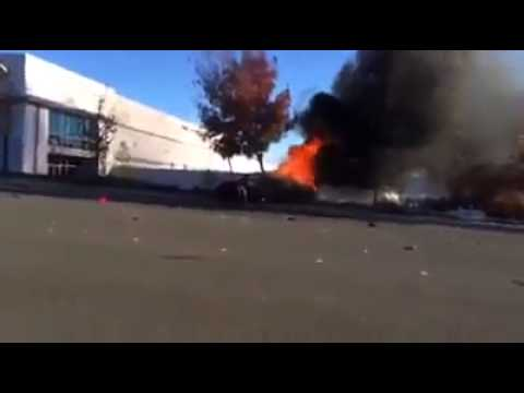 Paul Walker Dead | DRAMATIC Car crash VIDEO! R.I.P