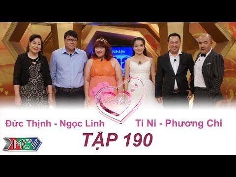 VỢ CHỒNG SON | Tập 190 FULL | Đức Thịnh - Ngọc Linh | Ti Ni - Phương Chi | 090417
