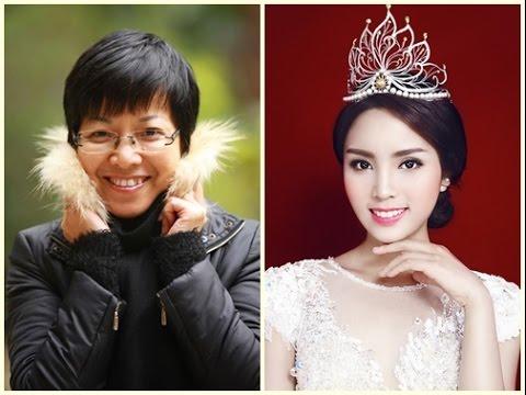 """MC Thảo Vân """"dạy dỗ"""" Hoa hậu Kỳ Duyên"""