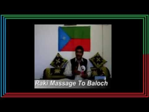 Shaheed Jalil Reki Baloch Message To Baloch Nation