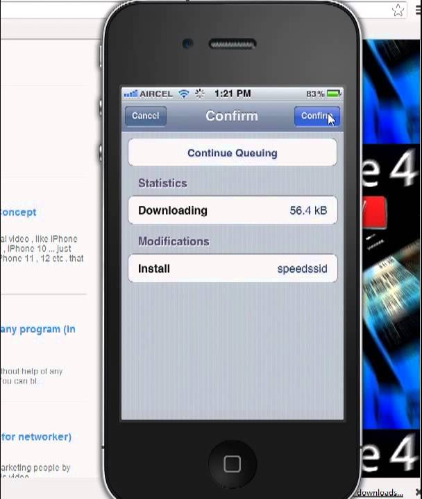 ... how to hack wifi passwords on iPhone using apps - YouTube