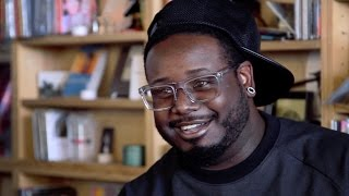 T-Pain&#39;s fingerprints are all over pop and R&amp;B and hip-hop. He wasn&#39;t the first musician to use Auto-Tune as an instrument — he...</div><div class=