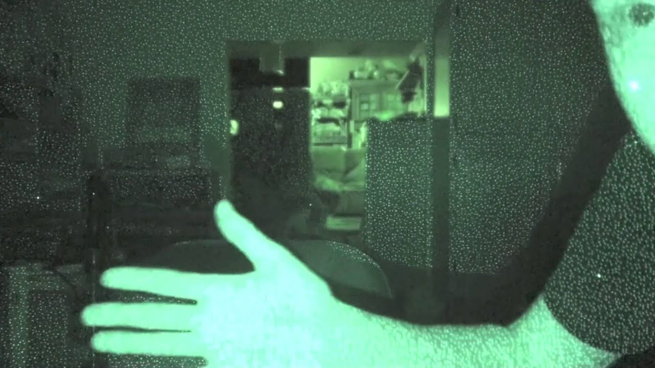 Xbox 360 Kinect On The Infrared Spectrum Youtube