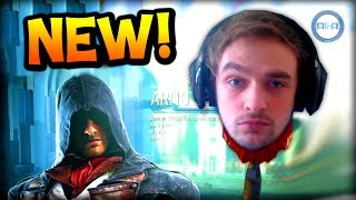 """""""BEHEAD HIM!"""" - Assassin's Creed: Unity GAMEPLAY! w/ Ali-A! - (E3 2014 Multiplayer)"""