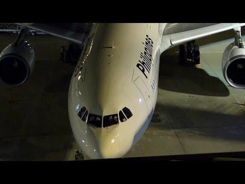 Philippine Airlines Airbus A330-301 RP-C3333 スポットイン