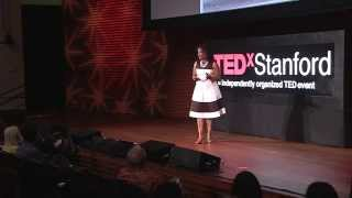 """The chosen exile of racial """"passing"""": Allyson Hobbs at TEDxStanford"""