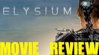 Elysium Movie Review By Chris Stuckmann