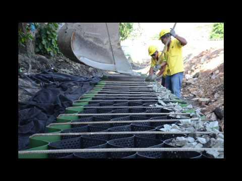 Panaweb GeoCeldas - Panama Viejo Puente del Rey