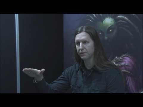 Chris Sigaty - Интервью журналу ЛКИ (ИгроМир 2009)