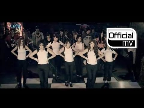 T-ara(티아라) _ Lovey-Dovey (좀비 ver.) MV