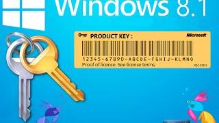 Como Conseguir La Clave De Producto De Windows 8.