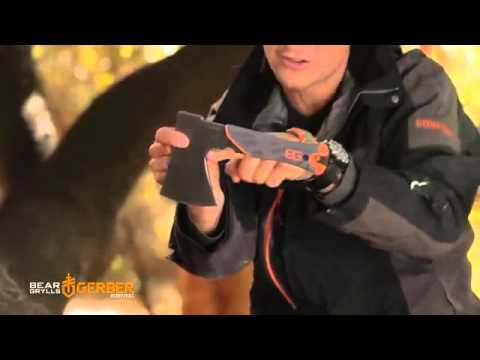 Gerber SECOND - Bear Grylls Hatchet
