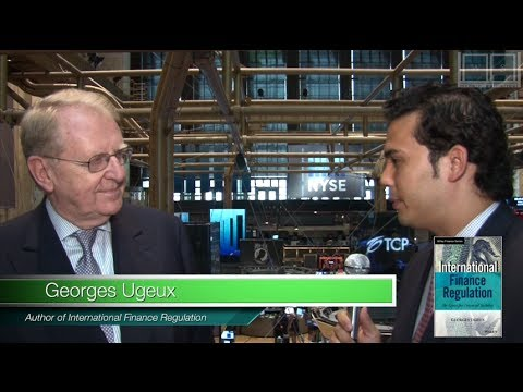 Georges Ugeux's quest for financial stability