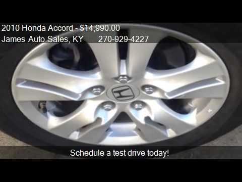 2010 Honda Accord LX-P Sedan AT - for sale in Owensboro, KY