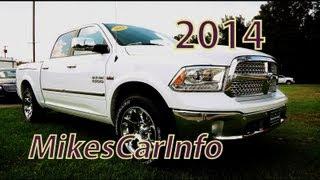 2014 RAM 1500 LARAMIE CREW CAB 5061 MikesCarInfo Mikes Car