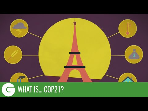 What Is COP21? The 2 Minute Guide