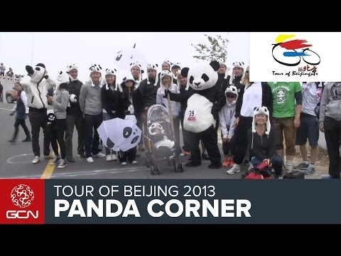 Tour Of Beijing 2013 Inside Line - Panda Corner