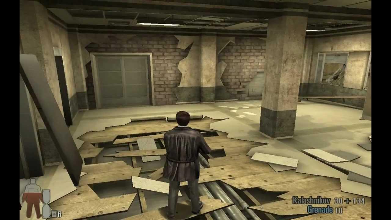 Max Payne 2 The Fall of Max Payne Görev 11 Mission 11