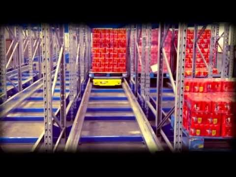 New Mole/Cart Racking System