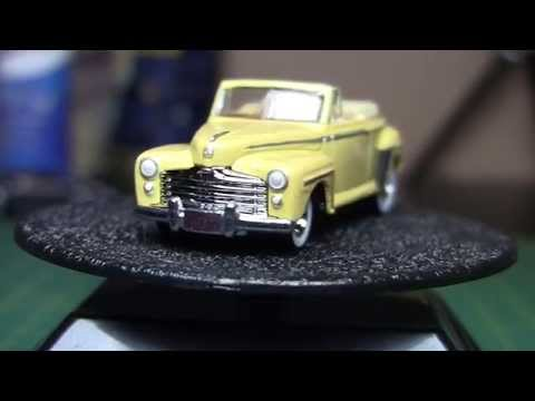 Hot Wheels Retro Entertainment Karate Kid '48 Ford Super Deluxe